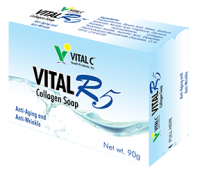 VITAL R5 90G SOAP WITH BOX