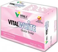 VITAL WHITE 90G SOAP WITH BOX